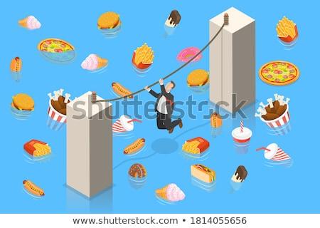 food danger stock photo © lightsource
