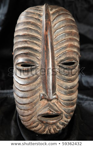 African Original Sculpture Stock photo © smuki