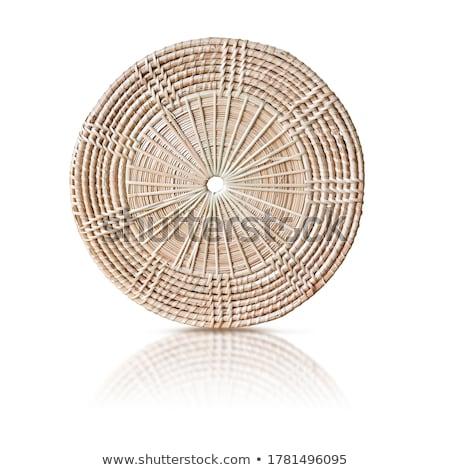 szalmaszál · textúra · fű · háttér · padló · növény - stock fotó © inxti