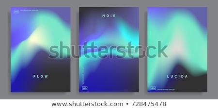 vector art design gradient mesh stock photo © saicle