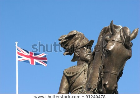King Edward VII Monument in Liverpool Stock photo © chrisdorney