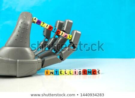 life wording isolate on white background Stock photo © vinnstock