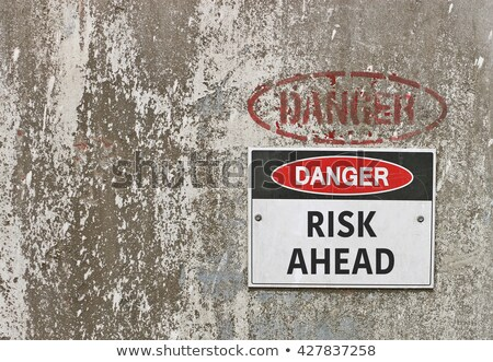 Investing Warning Signs Stock photo © Lightsource