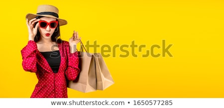 A dress for sale from Asia Stock photo © bluering