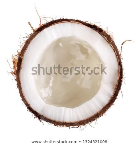 Coco pulp Stock photo © kayros