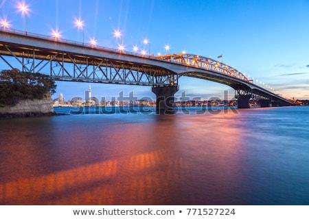 Auckland Harbour Bridge Stock photo © zambezi