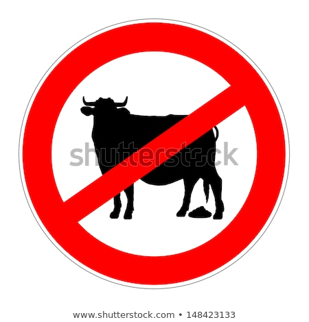 Stock photo: No Bull