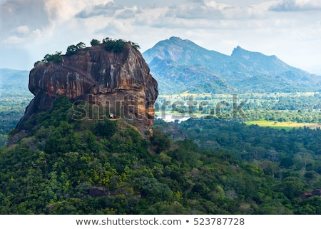 Sigiriya Rock Stock photo © zambezi