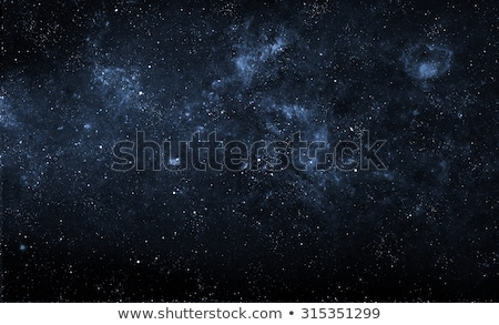 Univerzum csillagok égbolt éjszaka csillag felhő Stock fotó © SArts