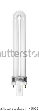 High wattage fluorescent light bulb Stock photo © IS2