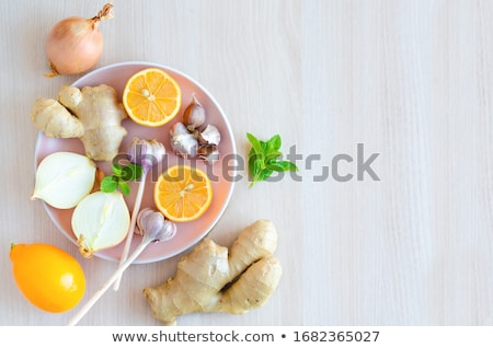gezonde · producten · koud · winter · vitaminen · voedsel - stockfoto © furmanphoto