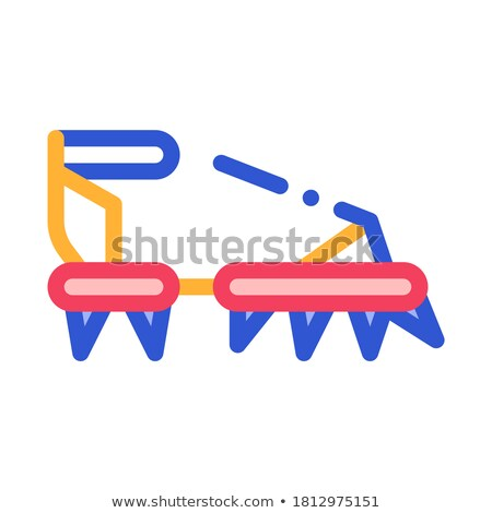 Ice-climbing Alpinism Spike Shoe Tool Vector Icon Stock photo © pikepicture