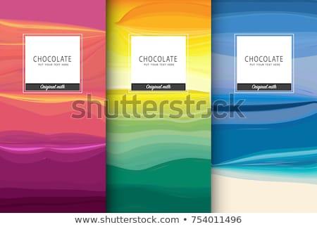 conjunto · cartão · caixas · 3D · diferente · isolado - foto stock © pikepicture