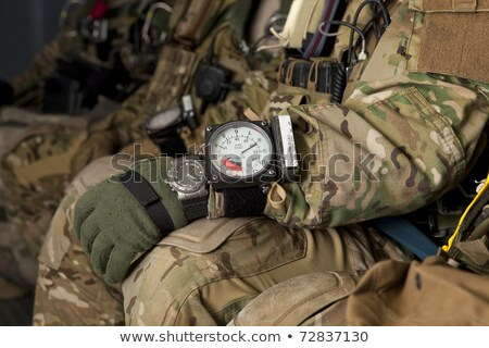 SWAT armor suit Stock photo © posterize