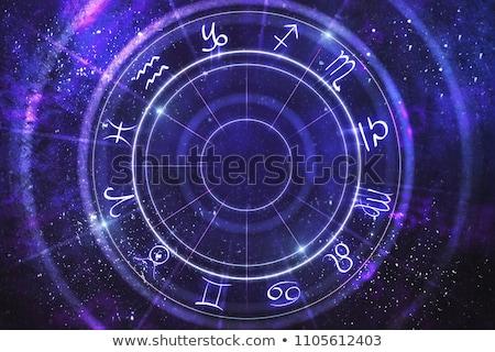 Stock photo: 3D Zodiac Sign - Sagittarius