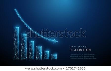 3D · роста · графа · технологий · Бар · Финансы - Сток-фото © 4designersart