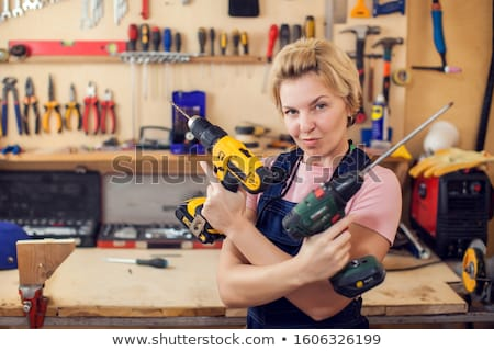 Handy woman Stock photo © photography33