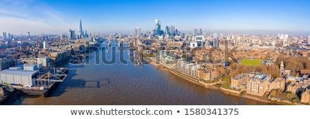 River Thames panorama  Stock photo © elxeneize