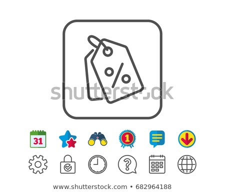 Price Tag Questions Stock photo © Lightsource