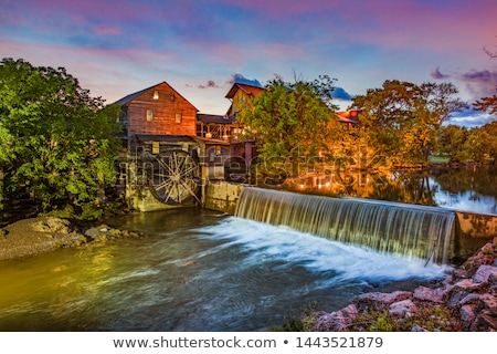 Old mill Stock photo © vavlt