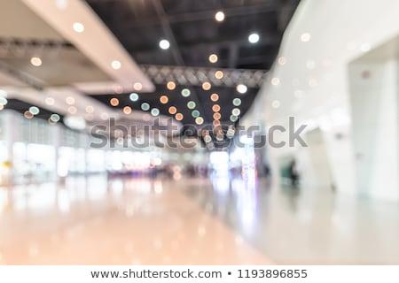 salle · vide · bureau · intérieur · rendu · 3d - photo stock © paha_l