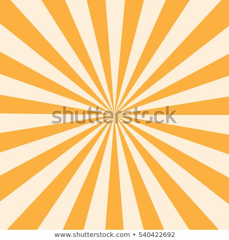 radial blue sun pattern on white Stock photo © Melvin07