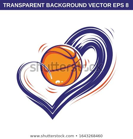 Amor EUA ilustração eps vetor arquivo Foto stock © beholdereye