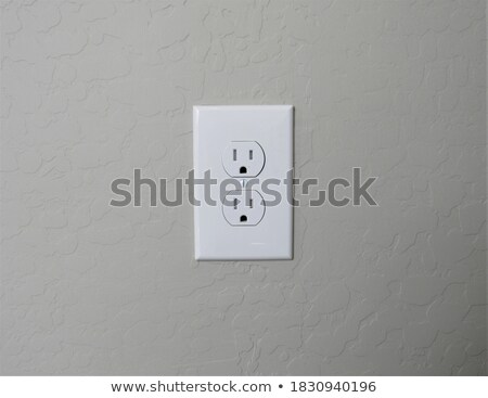 inside of electrical outlet Stock photo © jarin13
