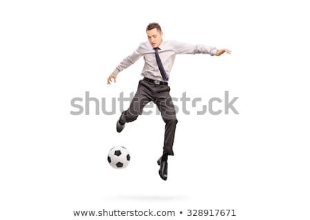 businessman kick Stock photo © Istanbul2009