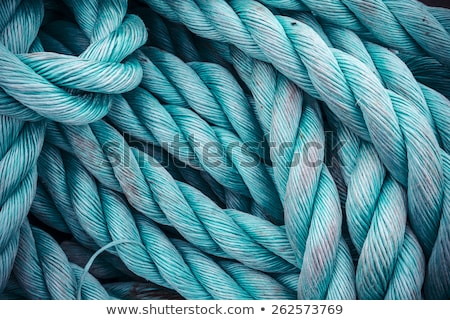 Blue marine objects Stock photo © ConceptCafe