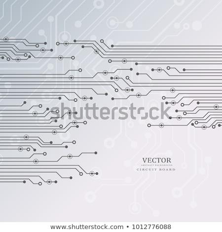 micro · cpu · ícone · vetor · ilustração · internet - foto stock © pakete