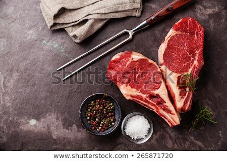 Slate heart shaped Stock photo © fotoedu