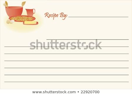 art · deco · tarjeta · decorativo · estilo · fotos · texto - foto stock © kariiika