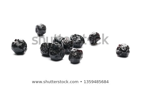Aronia berries pile Stock photo © stevanovicigor