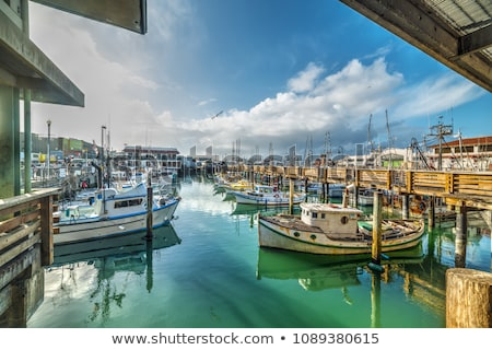 Fishermans Wharf, San Francisco Stock photo © dirkr