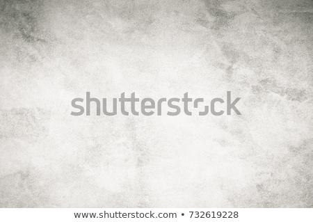 Гранж белый серый аэрозольной краской дизайна фон Сток-фото © mikemcd