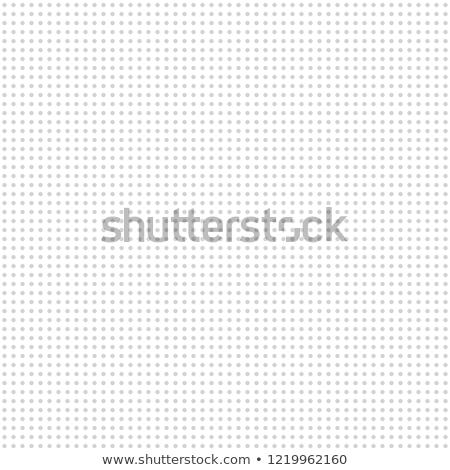 Brieven ingesteld stippel nummers ontwerp teken Stockfoto © vtorous