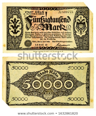 German Inflation Stock photo © Lightsource