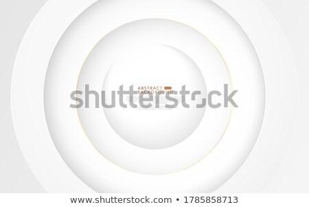 Kolorowy perspektywy kółko wektora projektu Zdjęcia stock © blaskorizov