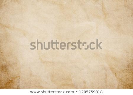Eski parşömen tasarımlar doku duvar soyut Stok fotoğraf © silent47