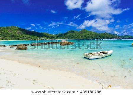 Petite Anse, Mah Stock photo © phbcz