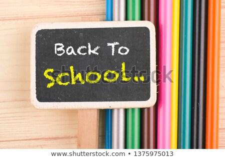 школы · праздников · настроение - Сток-фото © Freshdmedia