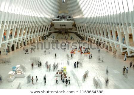 trade center interior stock photo © kyolshin