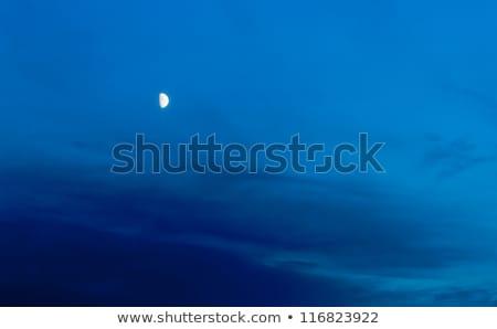 Dramatic Evening Sky 1 Stock photo © vinodpillai