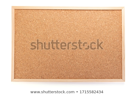 Bulletin board on the wall Stock photo © zzve