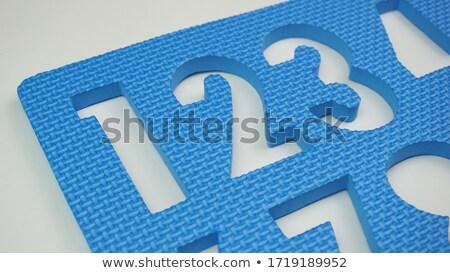 Join - Colored Childrens Alphabet Blocks. Stock photo © tashatuvango