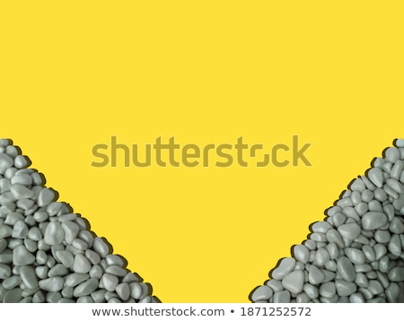 Hoek witte natuur achtergrond frame Stockfoto © tilo