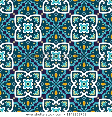 Mexican seamless pattern Stock photo © netkov1