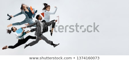 running business people Stock photo © Paha_L