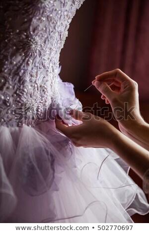 couture wedding dresses Stock photo © adrenalina